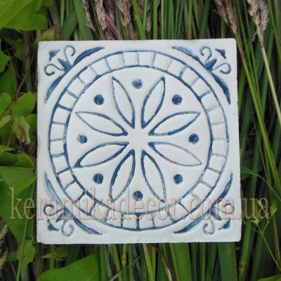 Декоративная керамическая плитка по индивидуальным заказам Киев Украина