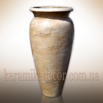 Керамический горшок-ваза для цветов купить
