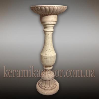 Керамический фонтан