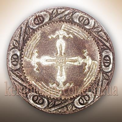 Трипольская тарелка купить Киев