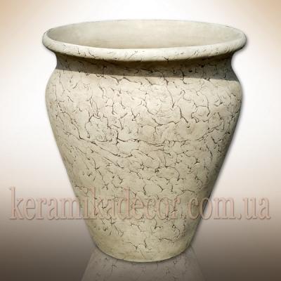 Керамический горшок для пальм и деревьев купить