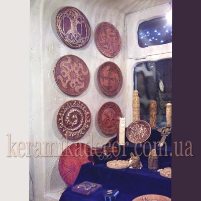 Декоративные тарелки купить Киев