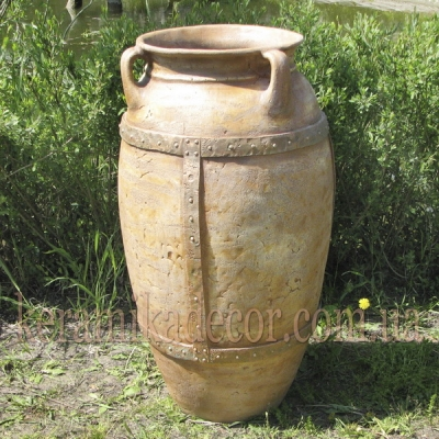 Керамический горшок купить Киев