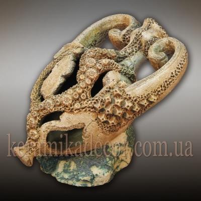 Керамическая амфора для интерьера гостинной, басейна, бани, для ландшафтного дизайна купить Киев Украина