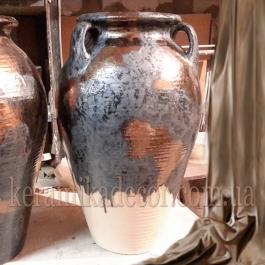 Керамический горшок v-121g