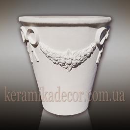 Керамический горшок v-109