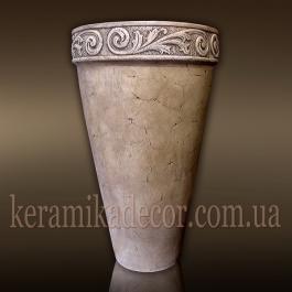 Керамический горшок v-5180е