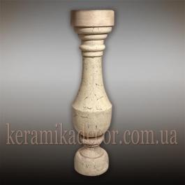 Керамическая балясина