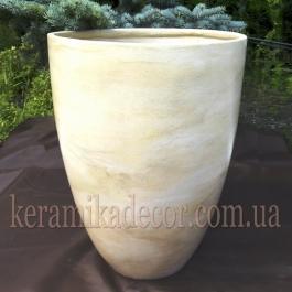 Керамический горшок v-340205m