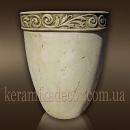 Керамический горшок v-41d