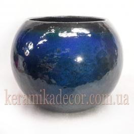 Керамическая ваза-шар v-d300