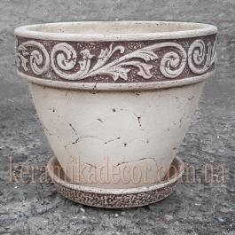 Керамический горшок v- 7101b