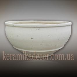 Керамический горшок, плошка v-6401a