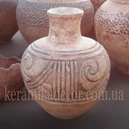 Керамическая Трипольская ваза ts-2