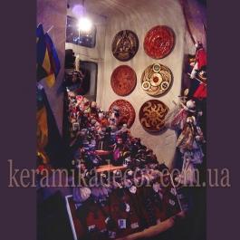 Красивые настенные тарелки купить Киев