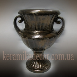 Античная чаша, кубок покрытый металлической глазурью купить Киев