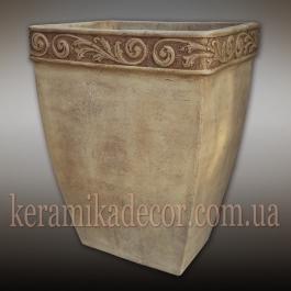 Керамический горшок v-900105e