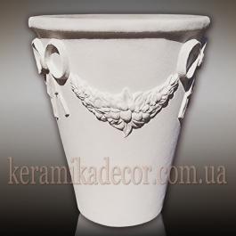 Керамический горшок v-110