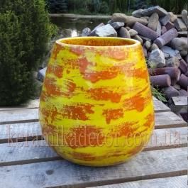 Керамическая ваза v-105g