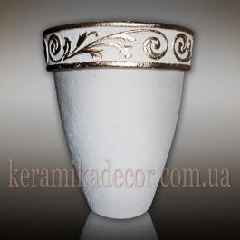 Керамический горшок v-72k